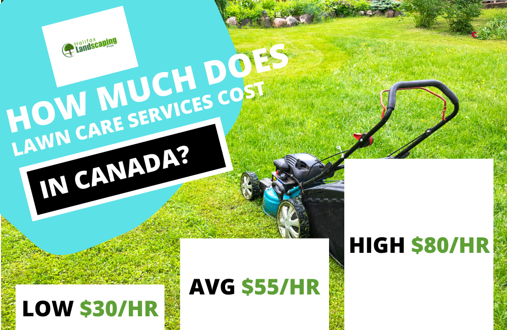 Lawn Care Services Cost in Halifax, NS