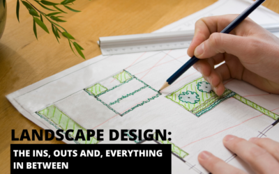 Landscape Design: The Ins, Outs, and Everything in Between.